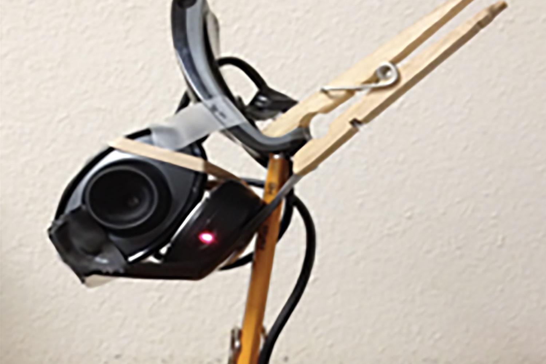 Eye tracker