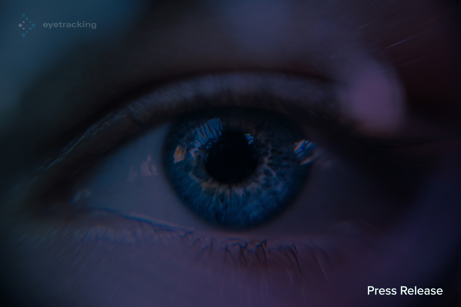 EyeTracking Press Release cover image