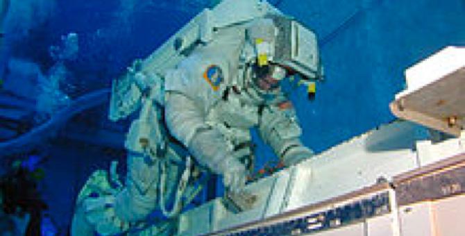 NASA Trainees