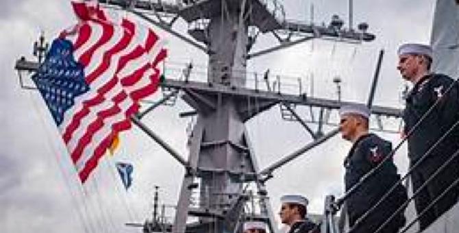 U.S. Naval Officers